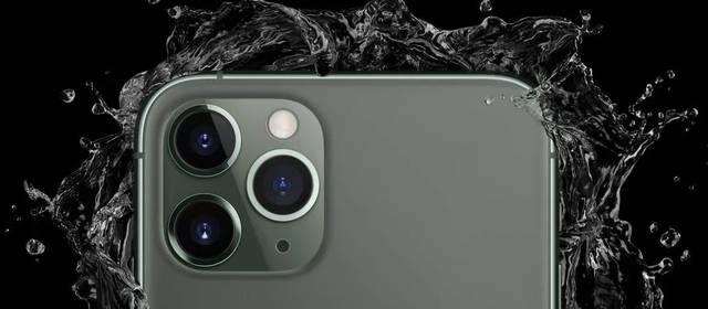 暗夜绿成就了iPhone 11 Pro的启示11